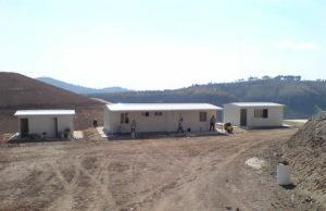 campamento prefabricados