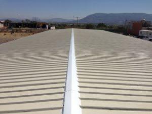 techos de lamina prefabricados