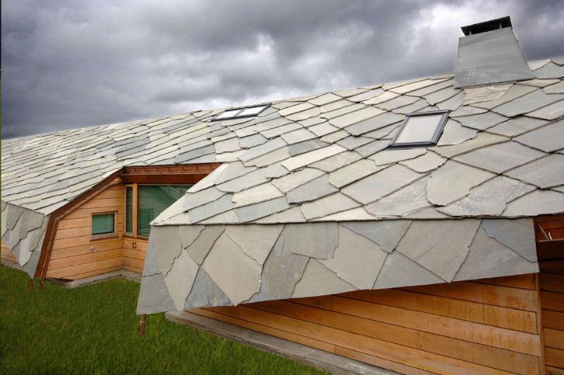 techos de piedra