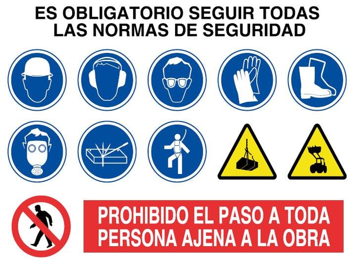 normas de seguridad en construcción