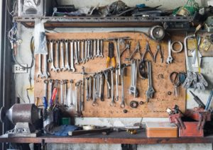 taller de trabajo