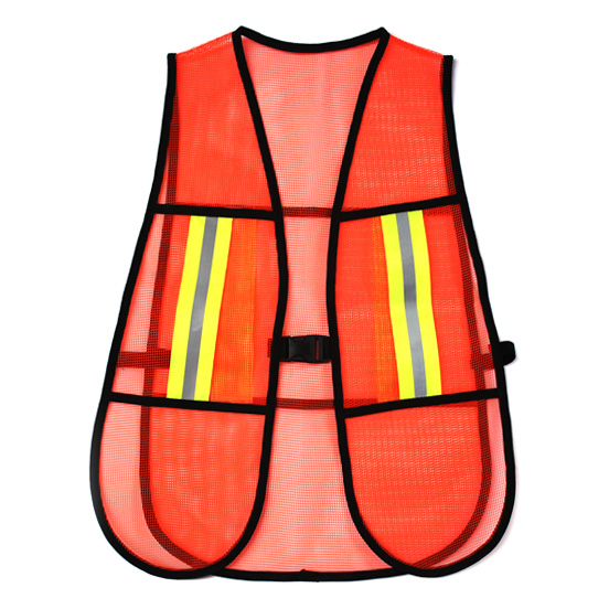 color de chaleco de seguridad