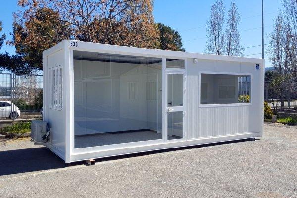 Ventajas de las casetas prefabricadas que debes tomar en - Casetas para oficinas ...