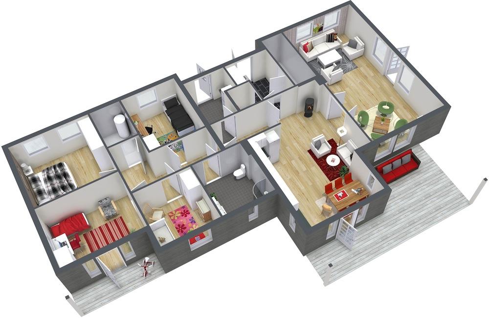 aplicaciones para hacer planos de casas