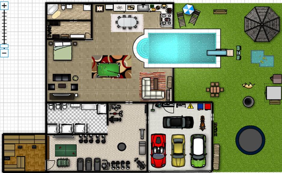 8 aplicaciones para hacer planos de casas de manera sencilla for Crear plano de casa online