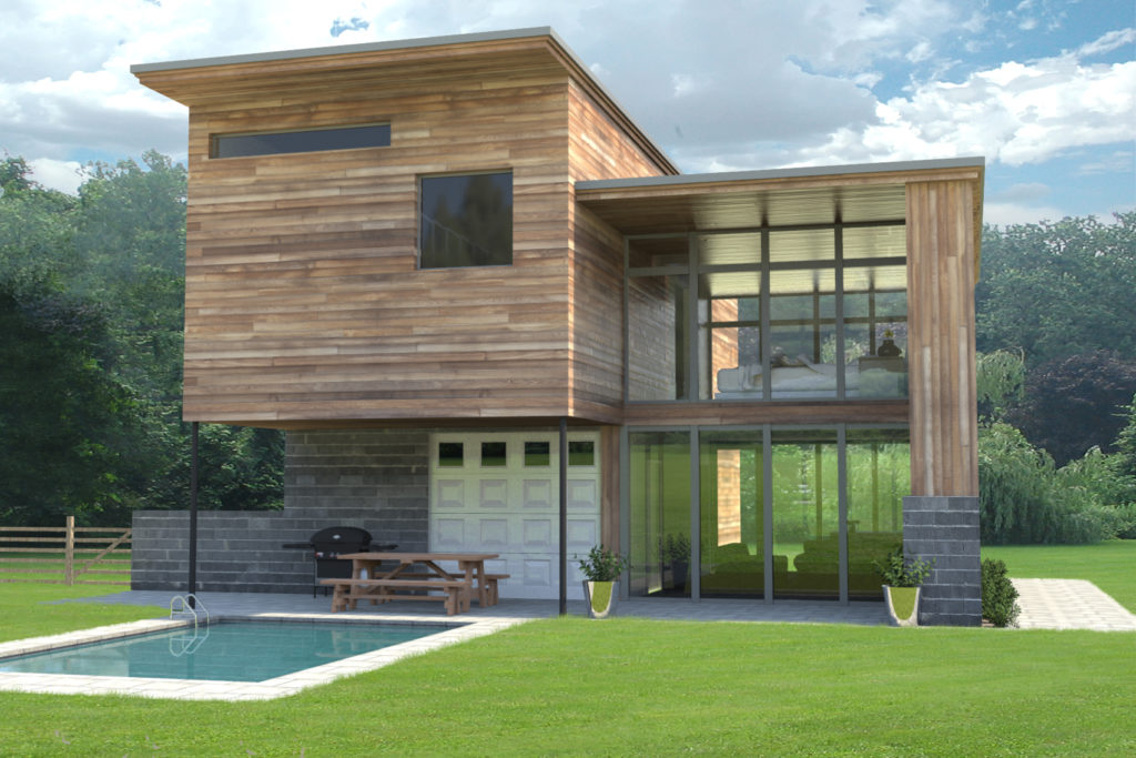 Estos son algunos tipos de casas ecológicas que puedes construir