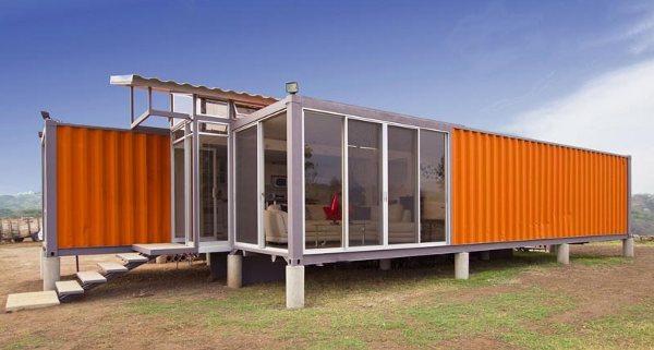 Casas prefabricada económicas