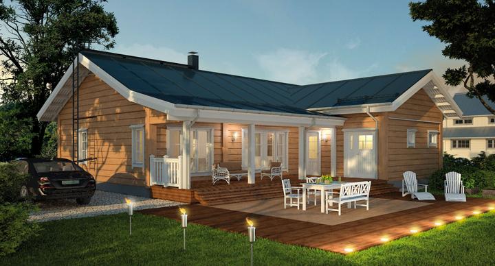 Ideas de casas prefabricadas econ micas que te encantar n - Casas prefabricadas economicas ...
