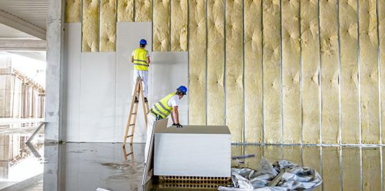 El aislamiento t rmico ideal para casas - Aislamiento termico techos interior ...