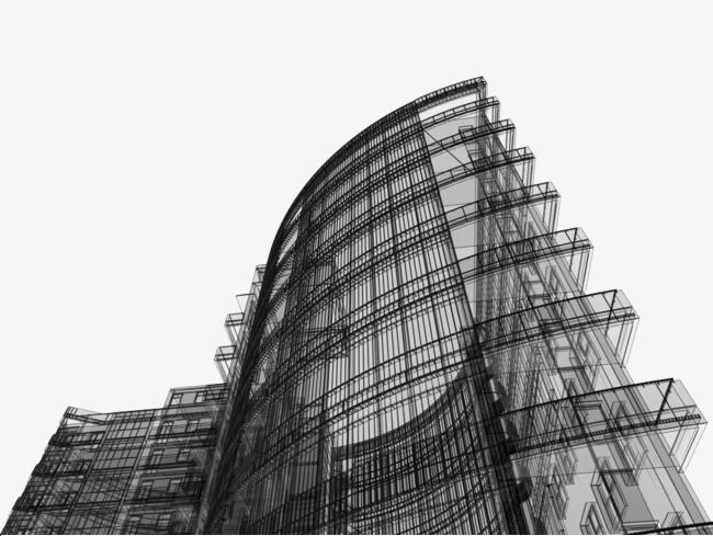 partes de un edificio en construcción