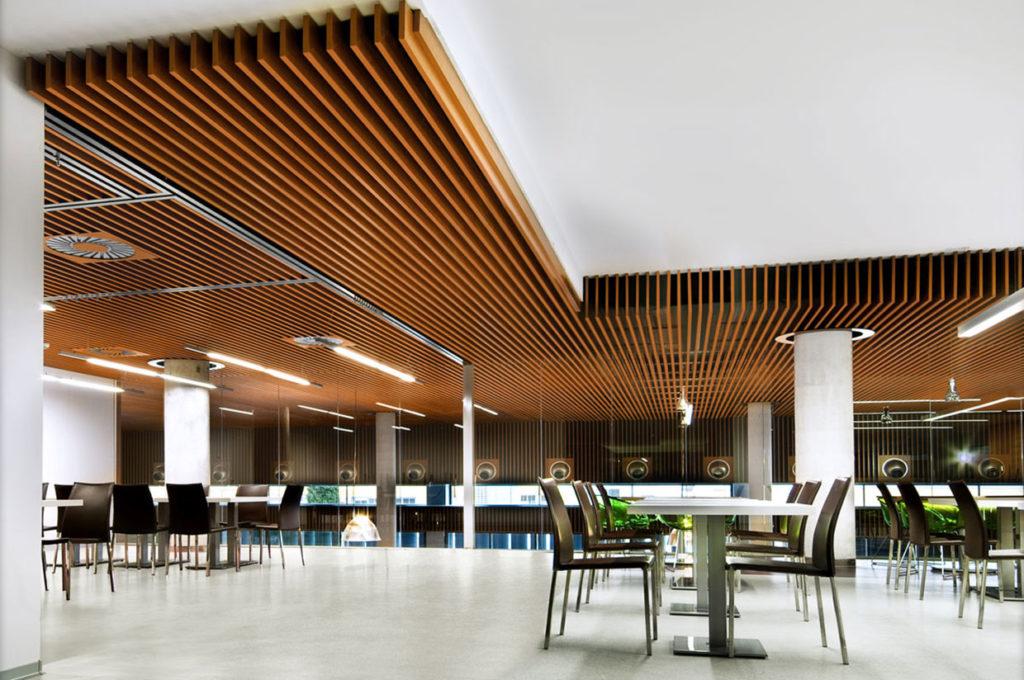 ideas de techos de madera