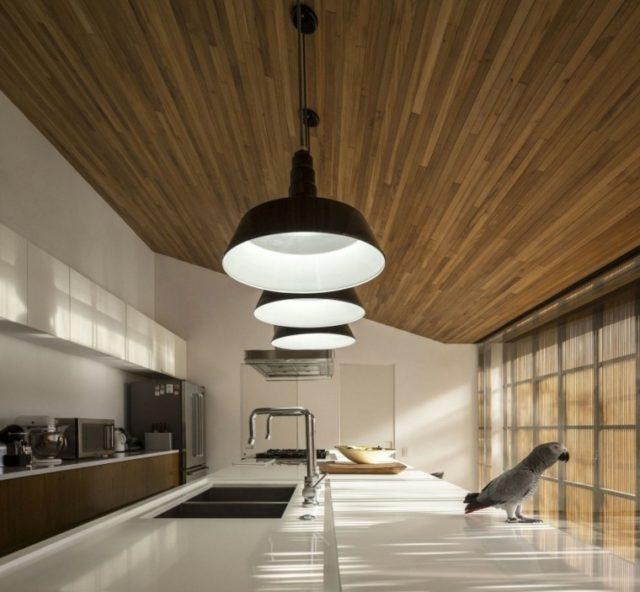 ideas de techos de madera para la casa