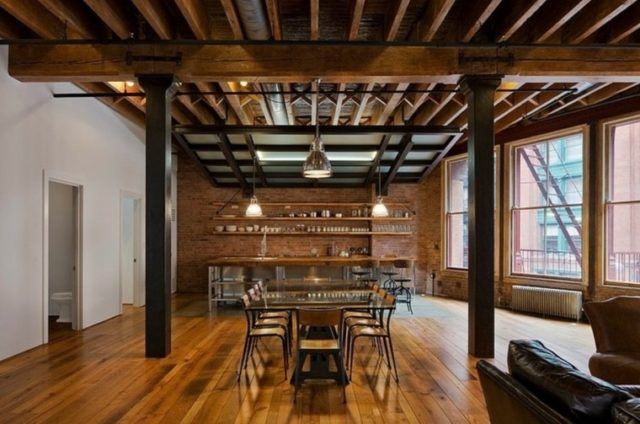 ideas de techos de madera para casa