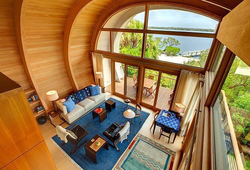 ideas para techos de madera