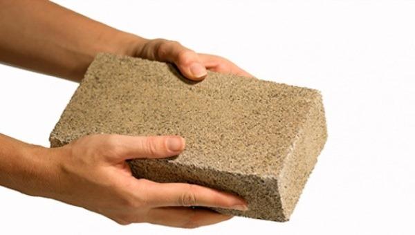 ladrillo de cemento biologico que absorbe contaminacion