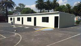 aulas prefabricadas