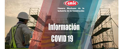 CMIC solicita que la construcción se considere como actividad esencial ante la emergencia del COVID 19