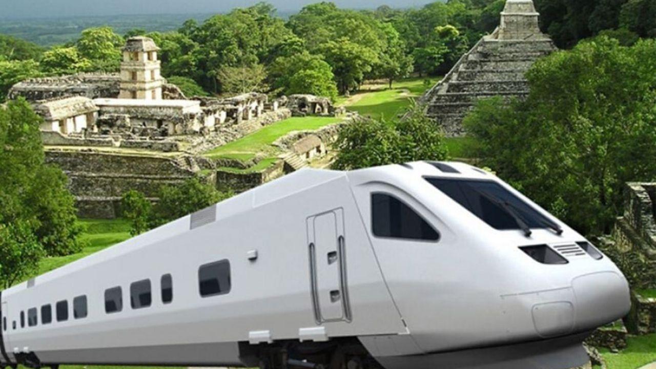 Comienza el inicio de la construcción del Tren Maya. *Foto: Polemon