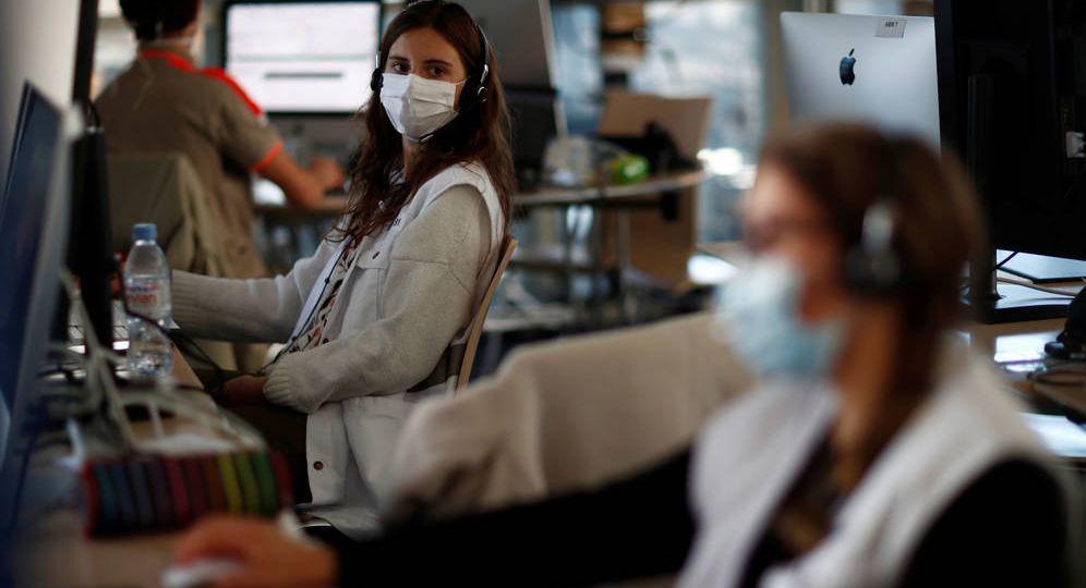 La evolución de los espacio corporativos tras pandemia. *Foto: El Financiero