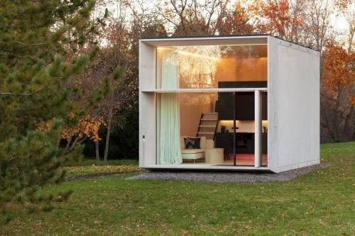 Qué se necesita para construir una casa prefabricada