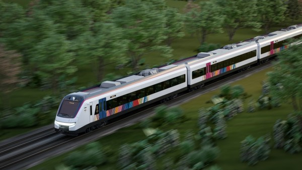 así es como será viajar en el Tren Maya