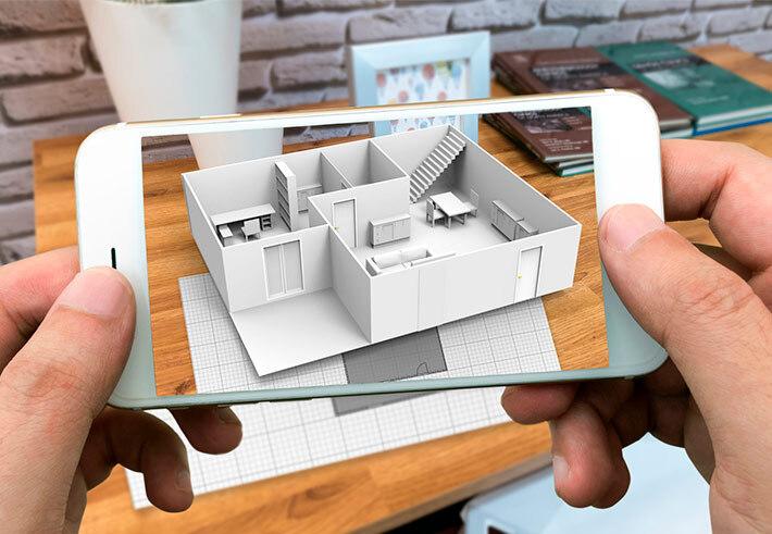 uso de tecnologías en la industria de la construcción