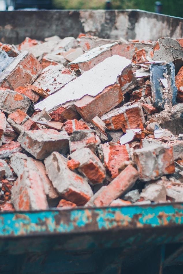 Cuáles son los residuos que se generan en la construcción
