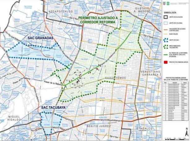 acciones emergentes para reactivar la construcción en la Ciudad de México