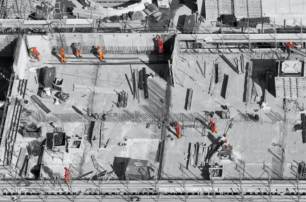 acciones del gobierno para reactivar la construcción en la Ciudad de México