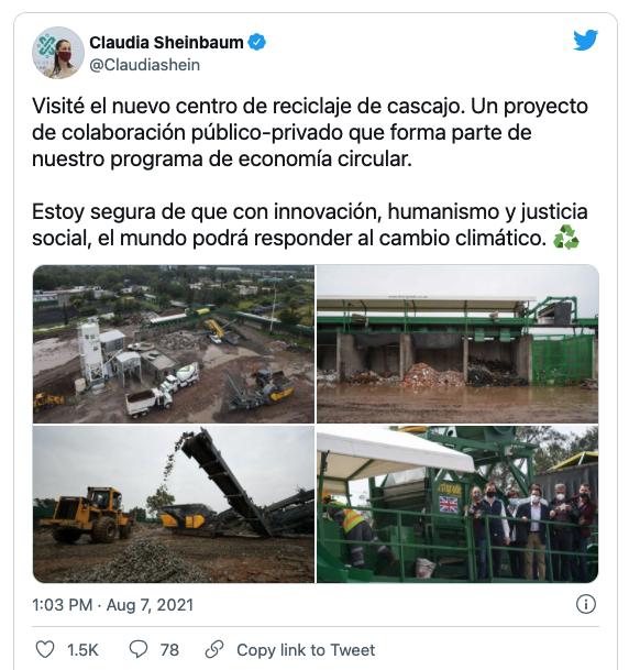 Programa Ambiental y de Cambio Climático